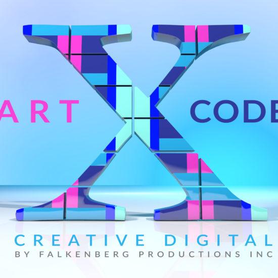 Art x Code Graphic Design in Social Media Marketing